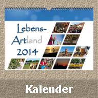 Kalender Lebens-Art-Land 2012